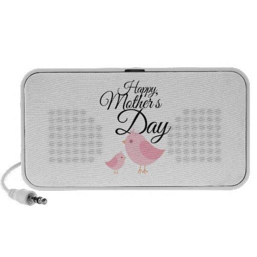 Happy mother's day! iPod speakers