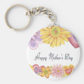 Happy Mothers Day Keychain