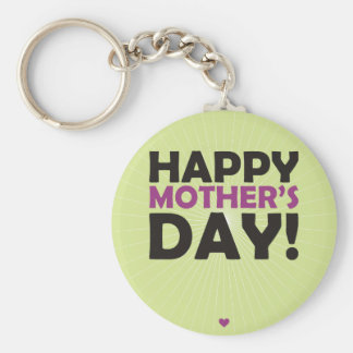 Happy Mother's Day Key Chain