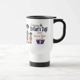 Happy Mothers Day - Kids & Present Coffee Mugs
