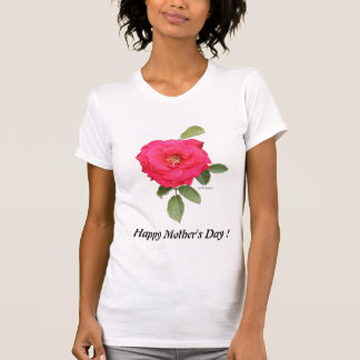 Happy Mother's Day Ladies Casual Scoop T-Shirt