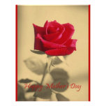 Happy Mother's Day Letterhead