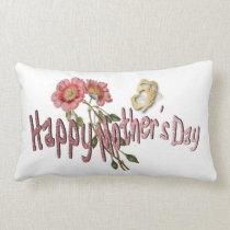 Happy Mother's Day Lumbar Pillow