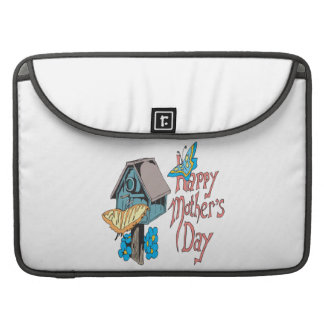 Happy Mothers Day MacBook Pro Sleeves