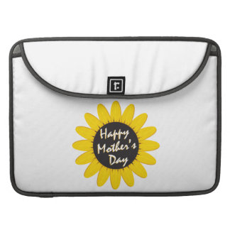 Happy Mothers Day Sleeves For MacBook Pro