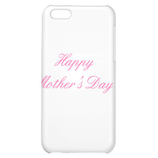 Happy Mother's Day Magenta The MUSEUM Zazzle Gifts iPhone 5C Cover