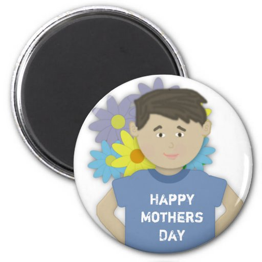 Happy Mothers Day Magnet