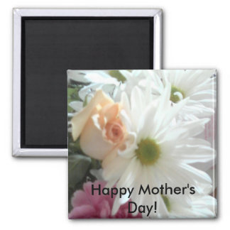 """""""Happy Mother's Day!"""" Magnet"""