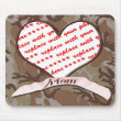 Happy Mother's Day Memento Frame mousepad