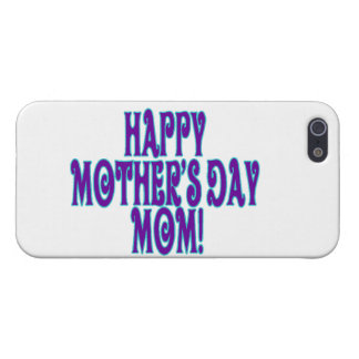 Happy Mothers Day Mom Case For iPhone SE/5/5s