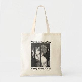 Happy Mother's Day Mom Fixes Everything Tote Bag