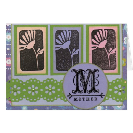 Happy Mother's Day/Mom's Bday - customizable Card