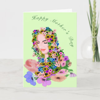 Happy Mother's Day - Mother 6 Card