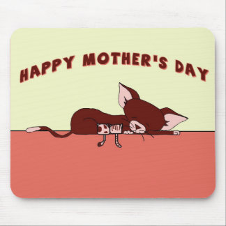 Happy Mother's Day Mouse Pad