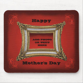 HAPPY MOTHERS DAY-MOUSEPAD- MOUSE PAD