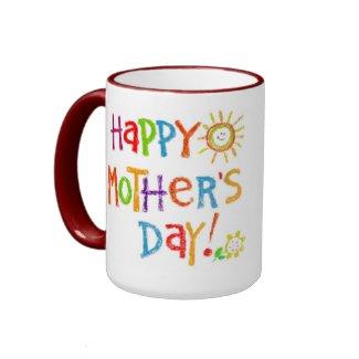 Happy Mothers day Mug mug