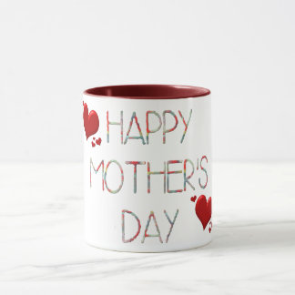happy mother's day mug gift idea cute mom mug