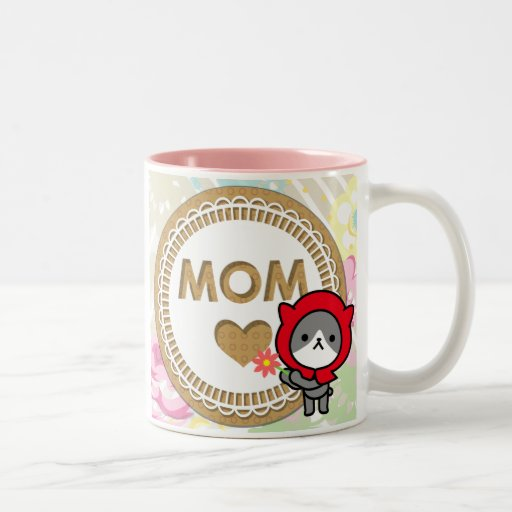 Happy mother's day Mug - Kitty