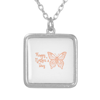 HAPPY MOTHERS DAY PERSONALIZED NECKLACE