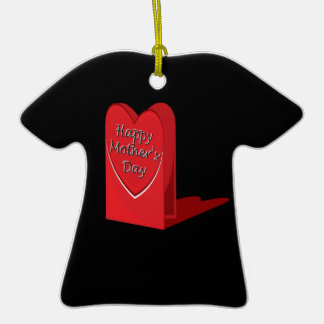 Happy Mothers Day Christmas Ornament
