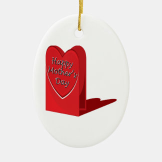 Happy Mothers Day Christmas Tree Ornaments