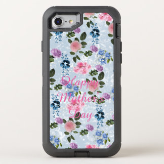 Happy Mother's Day OtterBox Defender iPhone 7 Case