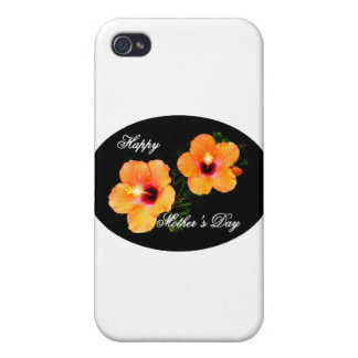 Happy Mother's Day Oval IMG_0470 iPhone 4/4S Case