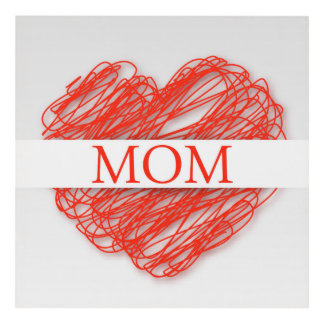 Happy Mothers day Panel Wall Art