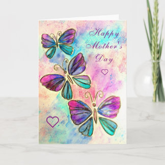 Happy Mother's Day - Pep Card