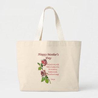 Happy Mother's Day Poem Bag