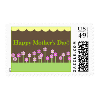 Happy Mother's Day! Postage Stamps
