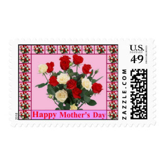 Happy Mother's Day Postage