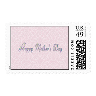Happy Mothers Day Postage Stamp