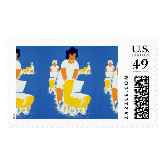 happy mothers day postage postal stamps