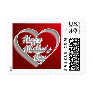 happy mother's day postage postal stamps