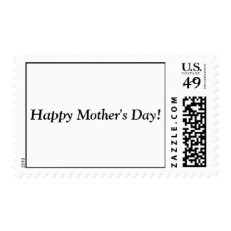 Happy Mother's Day! Postage Stamp