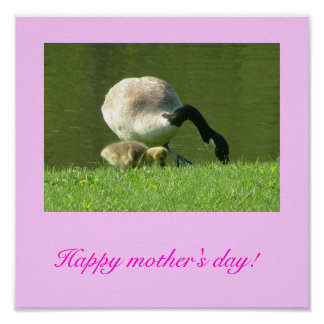 Happy mother's day! poster