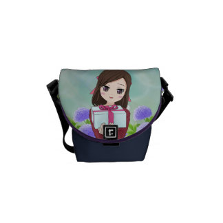 Happy Mother's Day Present (Customizable) Messenger Bag