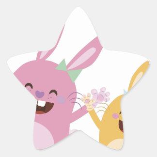 Happy Mothers Day present! Star Sticker