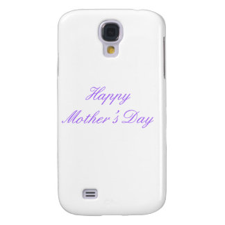 Happy Mother's Day Purple The MUSEUM Zazzle Gifts Samsung Galaxy S4 Cover