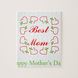 Happy Mothers day Puzzle