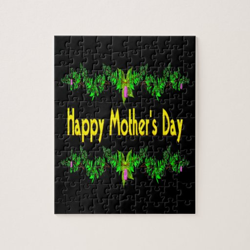 Happy Mothers Day Puzzles