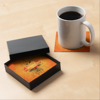 Happy Mother's Day Beverage Coaster