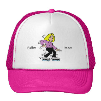 Happy Mother's Day Roller Mom Trucker Hat