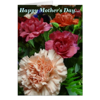 Happy Mother's Day - Sentimental Greeting Card