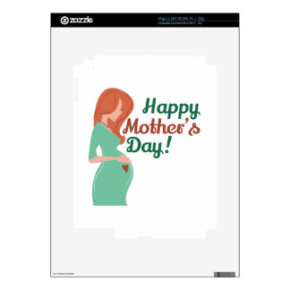 Happy Mothers Day Skins For The iPad 2