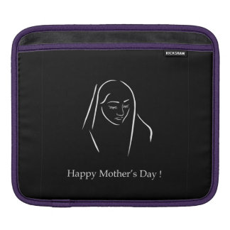 Happy mother's day sleeve for iPads