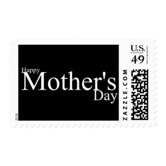 Happy Mother's Day Stamps (U.S.A Only)