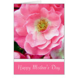 Happy Mothers Day Stationery Note Card