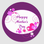 Happy Mother's Day - Sticker